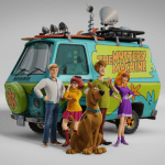WARNER BROS. HOME ENTERTAINMENT ESTRENA CON ORGULLO  ¡SCOOBY!