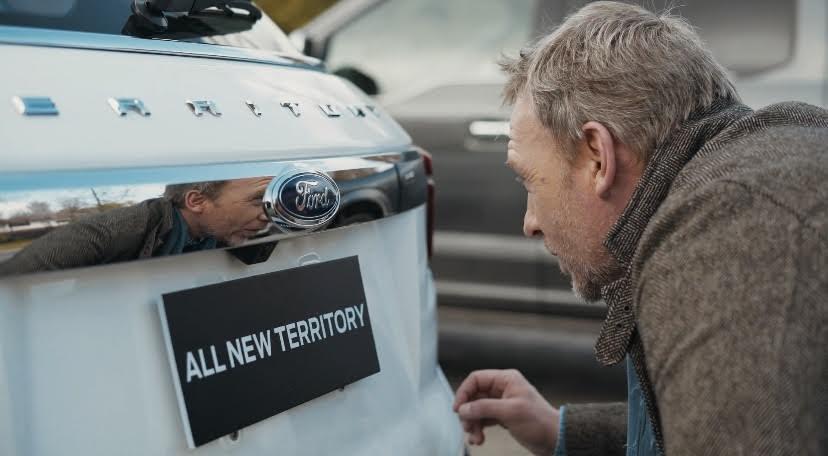 Embajadores Ford dan el vamos a inicio de la venta en Chile de All New Territory
