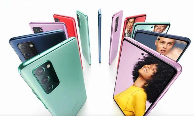 Samsung abre registro anticipado para que seas el primero en conocer la fecha de arribo a Chile del Galaxy S20 Fan Edition