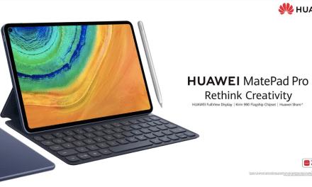 HUAWEI MatePad Pro: la tablet que te acompaña con energía para todo el día