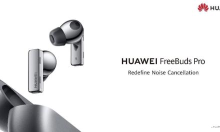 Huawei lanza los nuevos FreeBuds Pro, los primeros auriculares con cancelación de ruido dinámica e inteligente