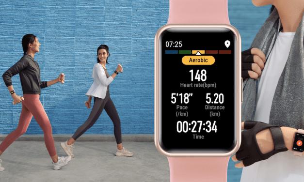Huawei es pionero en incluir función de monitoreo de oxígeno en la sangre en sus smartwatches