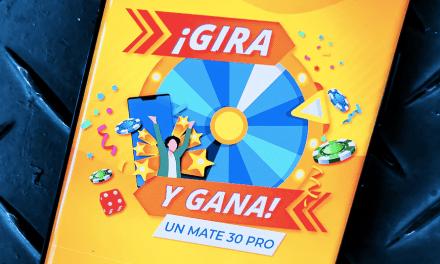 Gana increíbles equipos Huawei con la nueva promoción  ¡Gira y Gana! de AppGallery