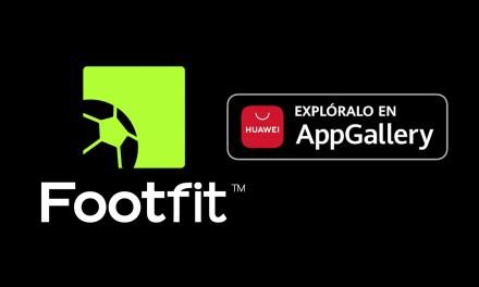 ¿Te gustaría entrenar como futbolista profesional? Descarga FootFit desde AppGallery y hazlo realidad