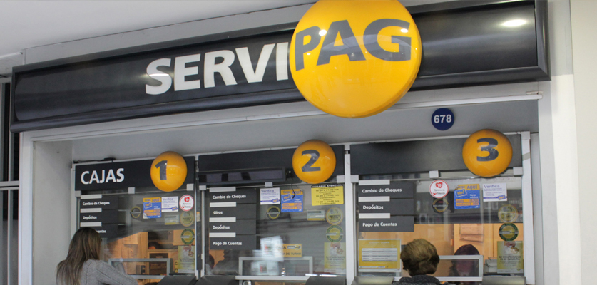 Servipag continúa liderando en satisfacción de clientes  en el mercado de pago de cuentas