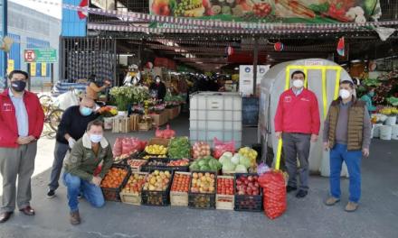 Se inicia masiva campaña de donación de alimentos en ayuda de comedores solidarios