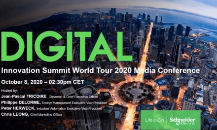 Schneider Electric inicia su Innovation Summit World Tour 2020 con un llamado a adoptar tecnologías digitales, para una vida más resiliente y sostenible a futuro