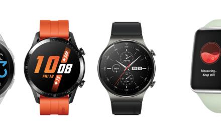 La tecnología de Huawei detrás de los relojes inteligentes que los hace sobresalir en el mercado
