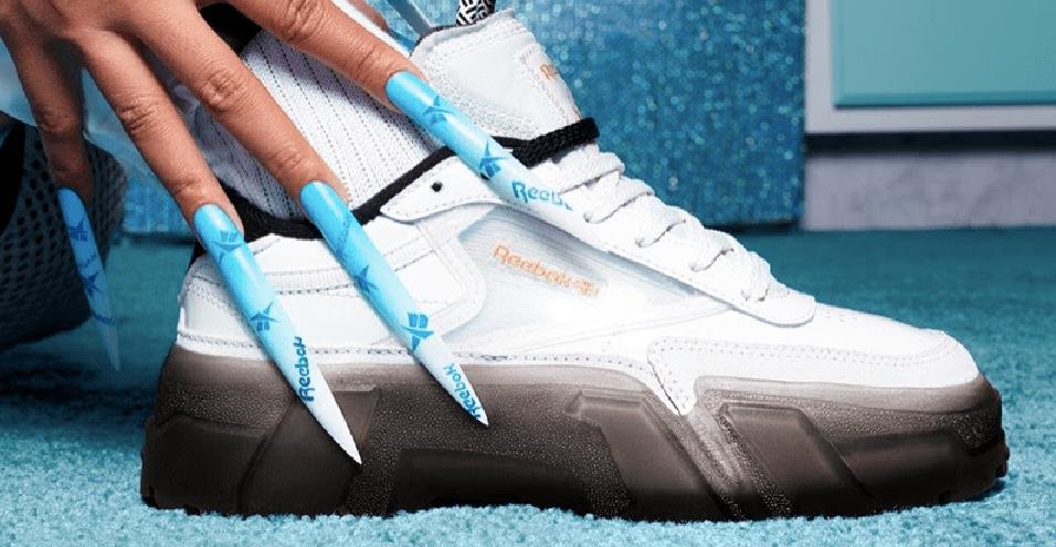 Reebok y Cardi B lanzan su primera colección de calzado