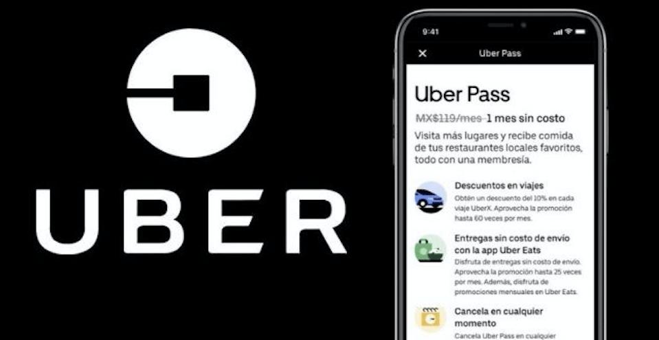 Uber Pass llega a Chile: la membresía para obtener descuentos en viajes, pedidos de comida y supermercado