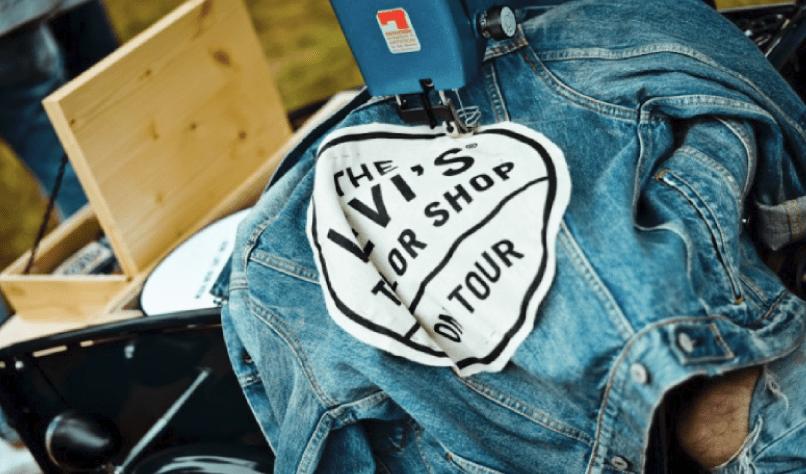 Si siempre has querido personalizar tu chaqueta trucker Levi 's, esta es tu oportunidad