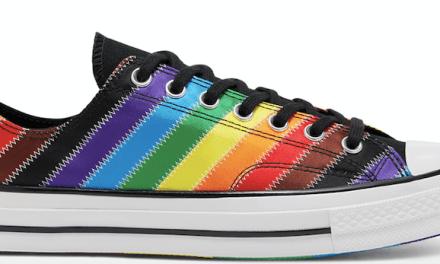 Converse Pride Collection 2020: las zapatillas que celebran la diversidad e inclusión