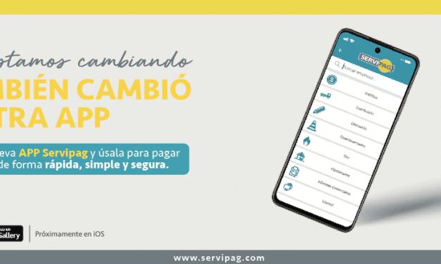 La App Servipag se renovó y ofrece una experiencia más simple, rápida e intuitiva