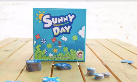 Sunny Day: Diversión playera y soleada para los más pequeños