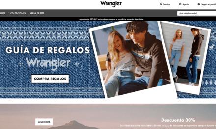 Los clásicos de siempre ahora a un clic: Wrangler lanza su e-Commerce en Chile
