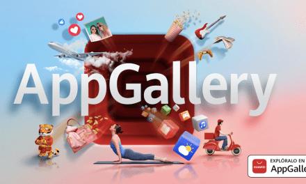 HUAWEI AppGallery cierra un positivo 2020 con más de 260 mil millones de descargas