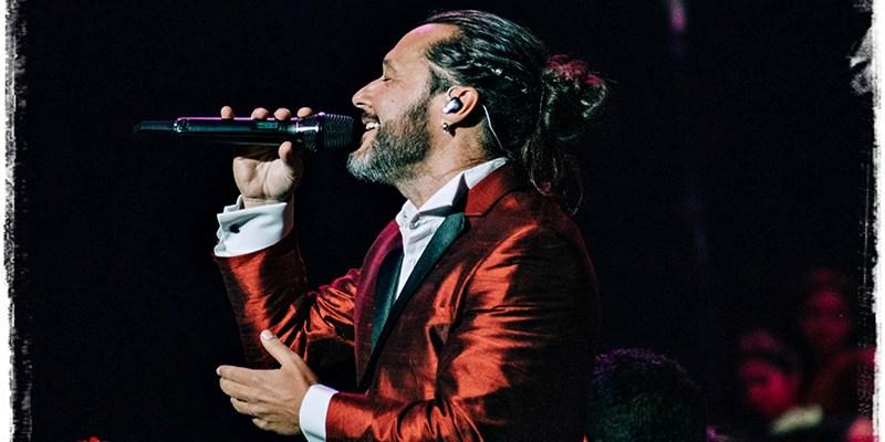 DIEGO TORRES lanza disco Sinfónico que incluye sus más grandes éxitos e inolvidables canciones navideñas