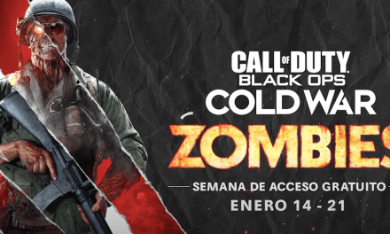 """Modo Zombie de """"Call Of Duty: Black Ops Cold War"""" estará disponible de forma gratuita a partir de hoy!"""