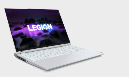 Lenovo Legion lo da todo con las nuevas máquinas de juego futuristas