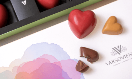 Para el 14 de febrero los chilenos consumen el triple de chocolate
