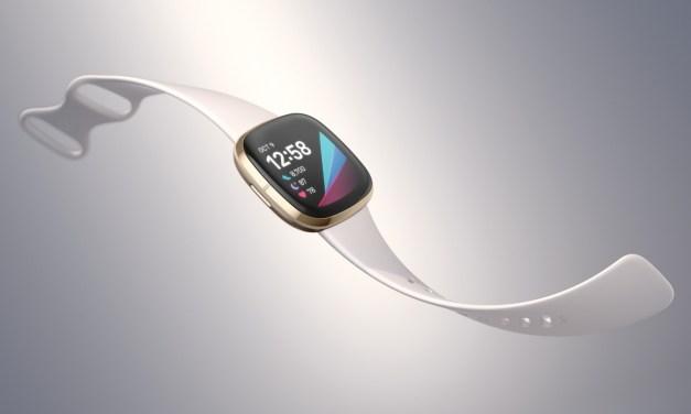 Fitbit Sense: Un ambicioso y estiloso smartwatch que se luce y te cuida.