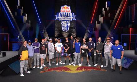 """""""Imparables"""": Red Bull  Batalla de los Gallos estrena su canción 2021"""