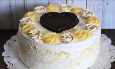 """Día de los Enamorados: Si el amor fuera comestible… sería la """"Torta Amor"""""""