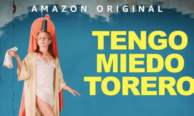 LA GALARDONADA PELÍCULA, TENGO MIEDO TORERO, LLEGARÁ A AMAZON PRIME VIDEO