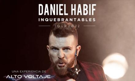DANIEL HABIF ANUNCIA NUEVA REPROGRAMACIÓN DE SU CONFERENCIA