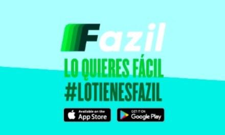 Con Fazil realizar las compras de supermercado online es rápido y seguro