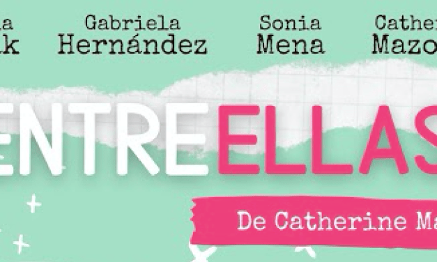 Entre Ellas: Una comedia imperdible que vuelve a juntar a dos iconos de la actuación femenina en Chile, Gaby Hernández y Sonia Mena.