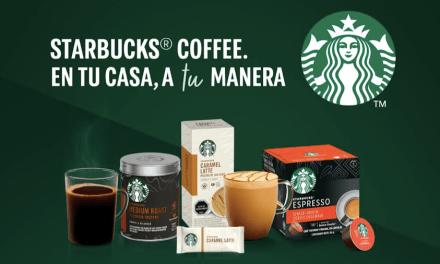 Nestlé® lanza línea de productos Starbucks®