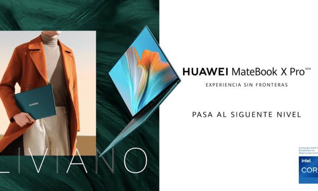 MateBook X Pro 2021: el notebook insignia de Huawei llega a Chile con más poder