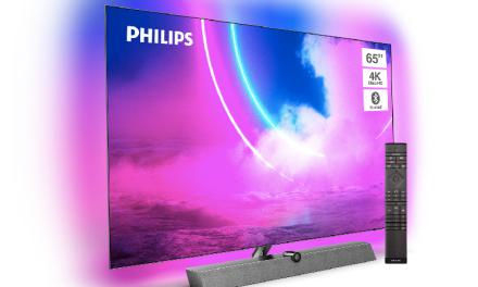 Philips lanza nuevo OLED y convierte la experiencia  de ver televisión en un espectáculo