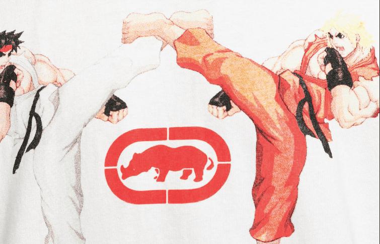 Ecko Llega con Colección Street Fighter