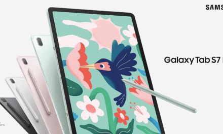 Samsung anuncia sus Galaxy Tab S7 FE y Galaxy Tab A7 Lite