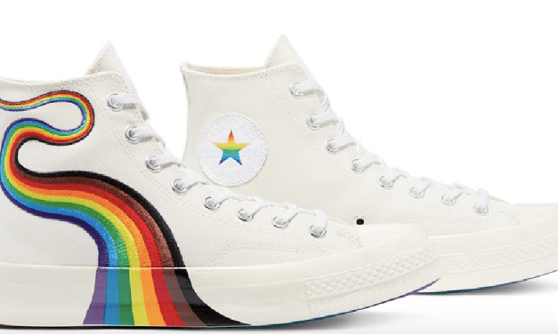 Converse conmemora el Mes del Orgullo LGBTIQA+ con su colección PRIDE 2021