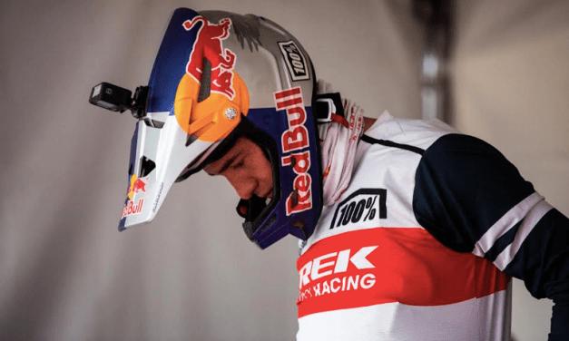 Pedro Burns competirá contra los mejores riders del mundo en el Enduro World Series