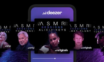 """Cinco estrellas globales de la música susurran sus mayores éxitos en las nuevas """"ASMR Sessions"""" de Deezer"""