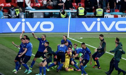 vivo presenta los mejores momentos de la final de la UEFA EURO 2020™