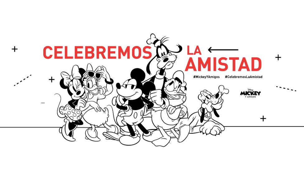 En julio, Mickey MOUSE y sus Amigos invitan a celebrar la amistad con contenidos en diferentes plataformas
