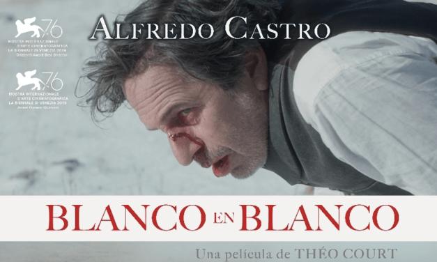"""LA PREMIADA Y EXITOSA PELICULA """"BLANCO EN BLANCO"""" LLEGA ESTA SEMANA A LOS CINES"""