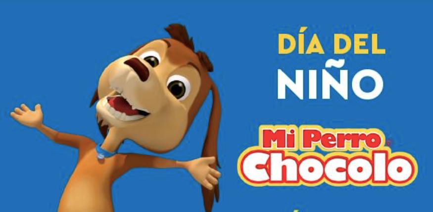 ¡ No te pierdas «MI PERRO CHOCOLO» en el Día del Niño y totalmente gratis!