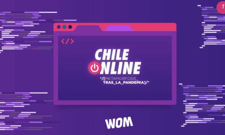 """Según el estudio """"Chile Online: Metamorfosis tras la pandemia"""" de WOM: El 53% de las personas mayores de 65 años  usa internet entre 4 a 8 horas"""