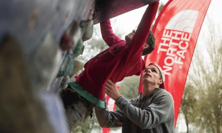 """""""Día Mundial de la Escalada"""": La iniciativa de The North Face que busca invitar a probar esta nueva disciplina olímpica"""