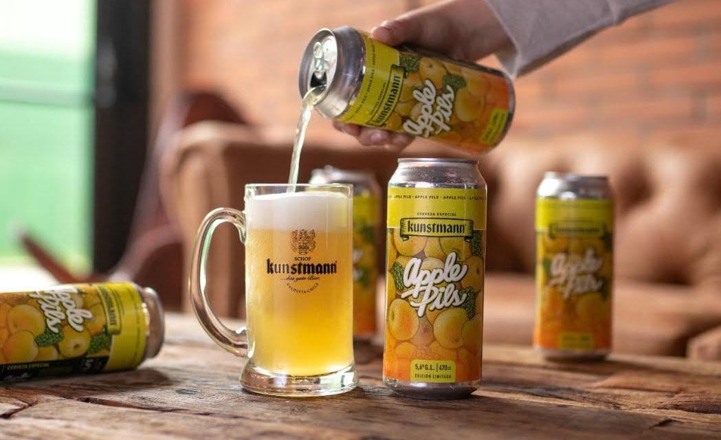 Nueva cerveza de manzana busca posicionar fruto ancestral de Los Ríos a nivel nacional