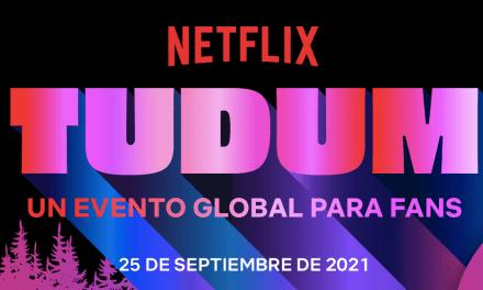 """Trailer oficial y presentación de la lista de talento para """"TUDUM: Un evento global de Netflix»"""