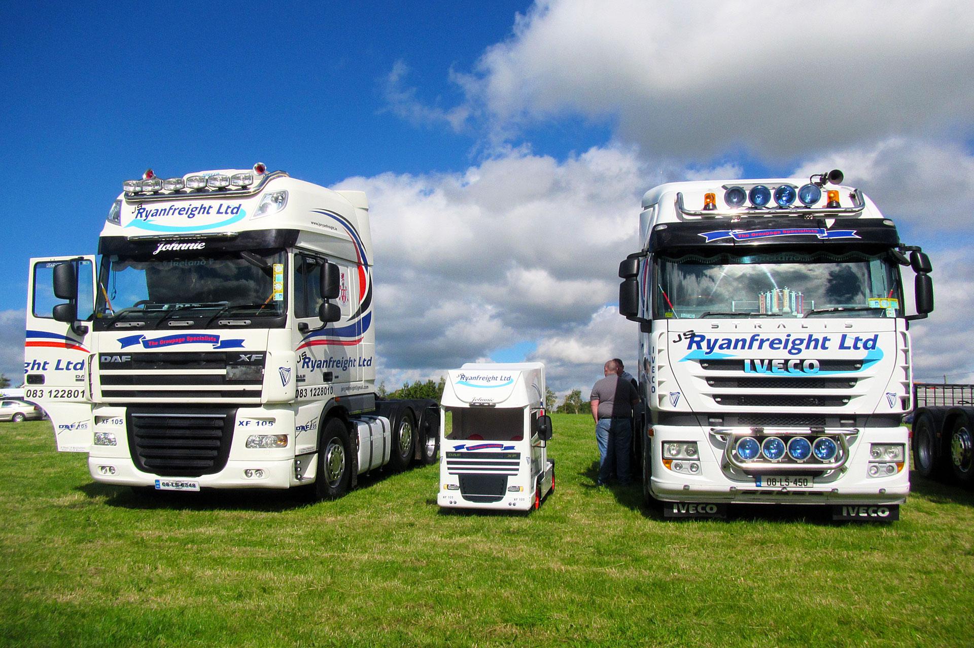 Ossory Show Truck Show