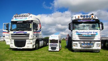 Ossory Show Truck Show