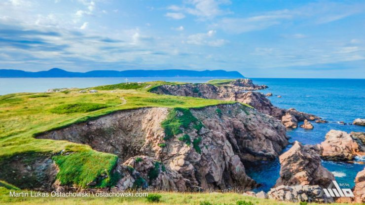 7Shots White Point Nova Scotia Rocky Cliff